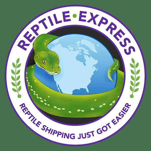 Reptile Express logo
