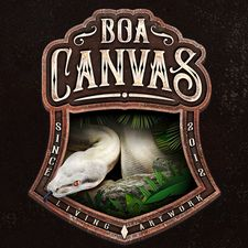 Boa Canvas